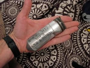 teargascanister